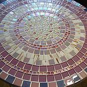 Для дома и интерьера handmade. Livemaster - original item Table coffee mosaic