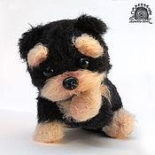 Куклы и игрушки ручной работы. Ярмарка Мастеров - ручная работа Йорк Джерик, тедди собака. Handmade.