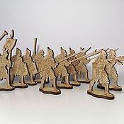 Материалы для творчества handmade. Livemaster - original item Figurines for painting: orcs of Uruk-Hai. Handmade.