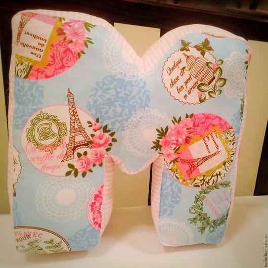 Детская ручной работы. Ярмарка Мастеров - ручная работа. Купить Буква-подушка. Handmade. Комбинированный, буквы-подушки, буквы для интерьера