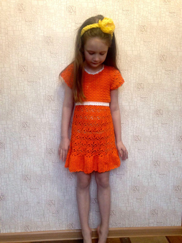 Платья для рыжиков