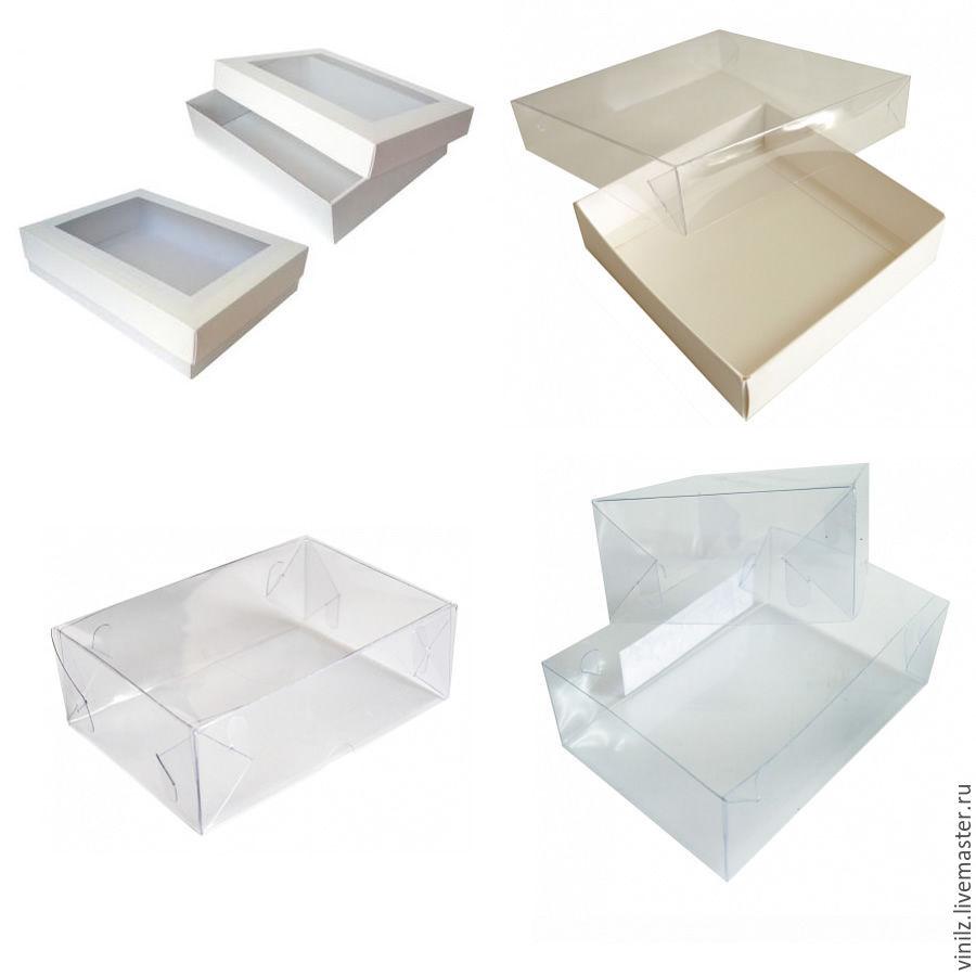 Коробки из пвх прозрачные 1000 купюра старого образца