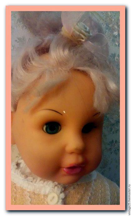 Винтажные куклы и игрушки. Ярмарка Мастеров - ручная работа. Купить Винтажная кукла. 80 е годы 50 см. Handmade.