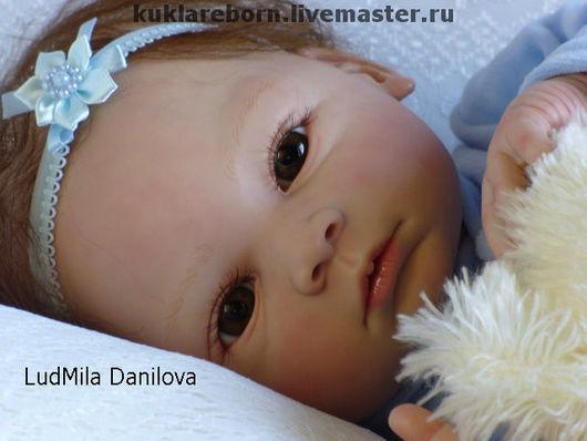 Куклы-младенцы и reborn ручной работы. Ярмарка Мастеров - ручная работа. Купить Соня. Кукла реборн.. Handmade. Кукла реборн