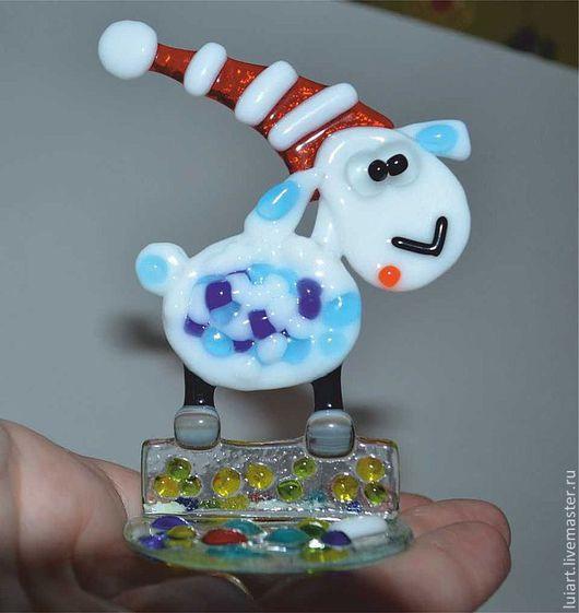 Статуэтки ручной работы. Ярмарка Мастеров - ручная работа. Купить сувенир Овечка. Handmade. Овца, подарки и сувениры, необычный подарок