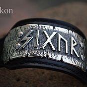 Украшения handmade. Livemaster - original item Bracelet with runes (rune stav) or totem. Handmade.