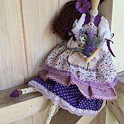 """Куклы и игрушки ручной работы. Ярмарка Мастеров - ручная работа Кукла тильда """" Любимый прованс"""" ангел фея. Handmade."""