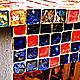 """Декор поверхностей ручной работы. Мозаичное панно""""Натюрморт с арбузом"""". Михаил Баранчеев. Ярмарка Мастеров. Керамическая плитка"""