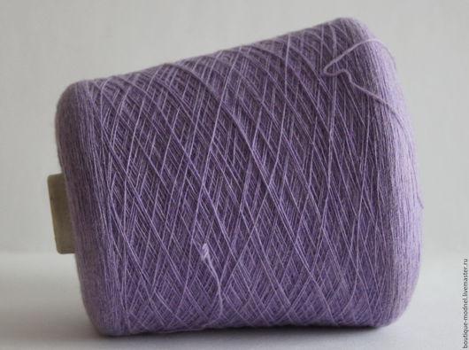Вязание ручной работы. Ярмарка Мастеров - ручная работа. Купить LAMBSWOOL MIX. Handmade. Бобинная пряжа, пряжа для машинной вязки