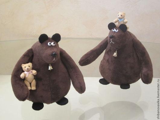 Игрушки животные, ручной работы. Медведи. Автор Шибанова Виктория. Дизайн-студия авторских игрушек `SamiSrukami`. Ярмарка Мастеров.