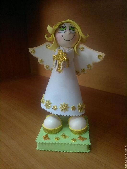 Человечки ручной работы. Ярмарка Мастеров - ручная работа. Купить Куклы Ангелы Кукла из фоамирана. Handmade. Куклы из фоамирана