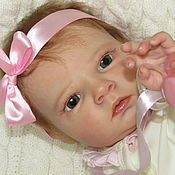 Куклы и игрушки ручной работы. Ярмарка Мастеров - ручная работа кукла реборн Саби. Handmade.