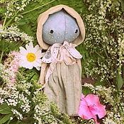 Куклы и игрушки ручной работы. Ярмарка Мастеров - ручная работа Человек в платье. Handmade.