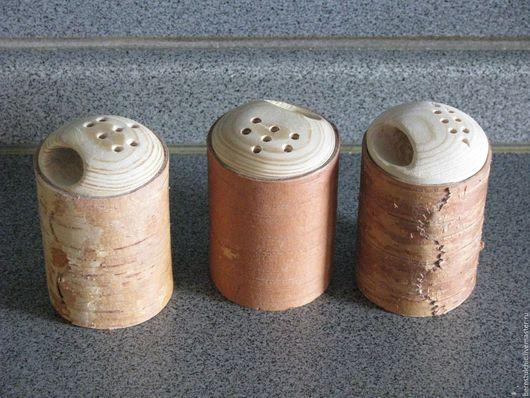 Декоративная посуда ручной работы. Ярмарка Мастеров - ручная работа. Купить Туесок из бересты (солонка). Handmade. Береста, берестяные изделия