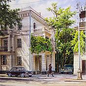 Тенистая улочка (Севастополь)