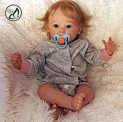 Куклы Reborn ручной работы. Ярмарка Мастеров - ручная работа Кукла реборн Лия (молд Марли). Handmade.