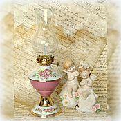 Для дома и интерьера handmade. Livemaster - original item Kerosene lamp Brass