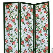 Для дома и интерьера handmade. Livemaster - original item The screen for the bedroom or children`s Rose. Handmade.