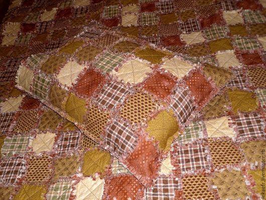 """Текстиль, ковры ручной работы. Ярмарка Мастеров - ручная работа. Купить Комплект  """"Кейли"""" (одеяло с подушкой ). Handmade. Оливковый"""