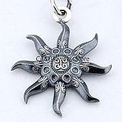 Украшения handmade. Livemaster - original item Azura`s Star sterling silver pendan The Elder Scrolls V : Skyrim. Handmade.