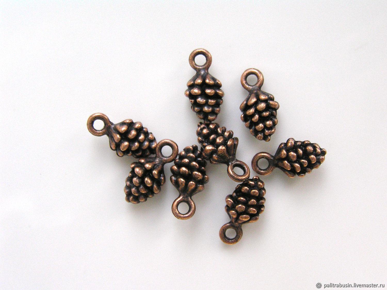 Copper cone pendant for creativity, Pendants, Tyumen,  Фото №1