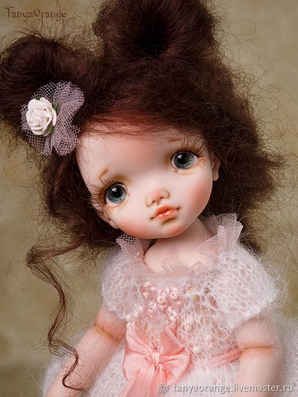 Авторская кукла Isabella 18см, Куклы и пупсы, Нижний Новгород,  Фото №1