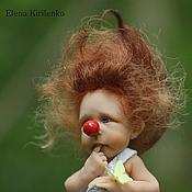 Куклы и игрушки ручной работы. Ярмарка Мастеров - ручная работа Фима. Handmade.