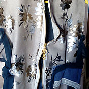 Одежда ручной работы. Ярмарка Мастеров - ручная работа жилетка БРОНЗОВЫЕ РОЗЫ. Handmade.
