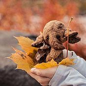 Куклы и игрушки ручной работы. Ярмарка Мастеров - ручная работа Слоняш Масик.. Handmade.
