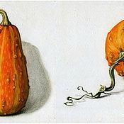 Картины и панно ручной работы. Ярмарка Мастеров - ручная работа картина пастелью Трио. Handmade.