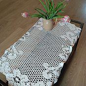 Для дома и интерьера ручной работы. Ярмарка Мастеров - ручная работа Дорожка для стола. Handmade.