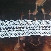 Материалы для творчества ручной работы. Ярмарка Мастеров - ручная работа Кружева винтажные. Handmade.