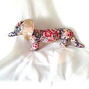Куклы и игрушки handmade. Livemaster - original item New year symbol dog lovers. Handmade.