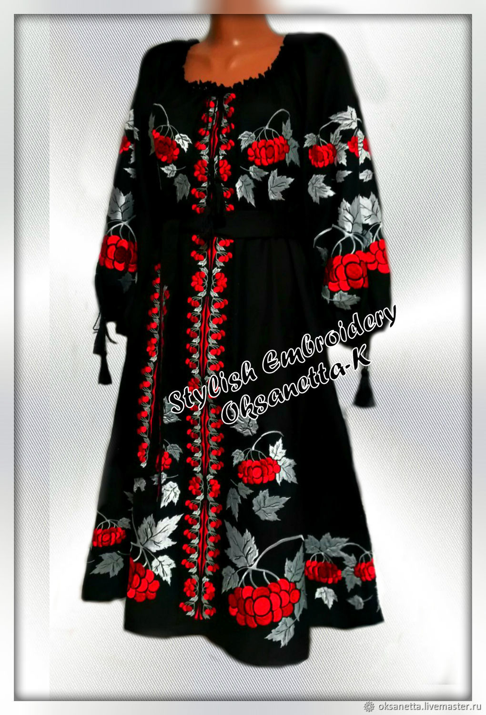 Dress 'Kalina', Dresses, Zaporozhye,  Фото №1