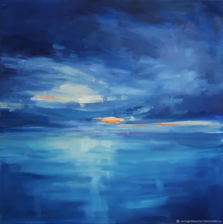 Oil Painting Sea Ocean, Pictures, Ekaterinburg,  Фото №1