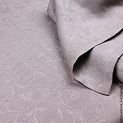 """Для дома и интерьера ручной работы. Ярмарка Мастеров - ручная работа Скатерть льняная """"Фаянс"""". Handmade."""