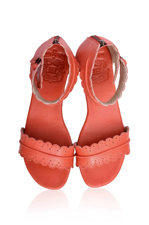 Обувь ручной работы. Ярмарка Мастеров - ручная работа. Купить Midsummer, кружевные лёгкие кожаные сандалии. Handmade. Море