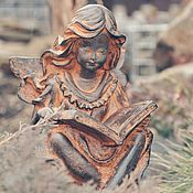 Для дома и интерьера handmade. Livemaster - original item Fairy Garden Concrete Aged Decor Provence Vintage Shabby. Handmade.