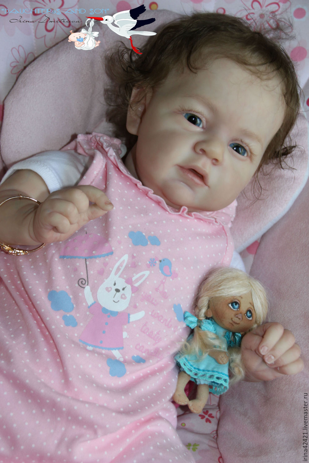 Reborn Doll Mary Ann Shop Online On Livemaster With