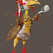 Подарки к праздникам ручной работы. Ярмарка Мастеров - ручная работа Петушок-3. Handmade.