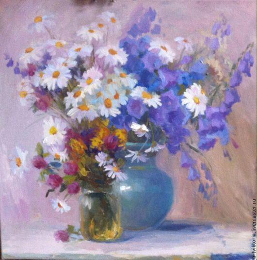 `Полевые цветы` Аксёнова Виктория