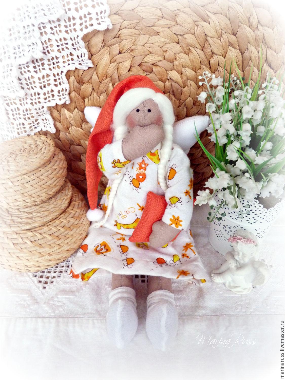 Тильда Сплюшкин Ангел сна, Куклы Тильда, Гатчина,  Фото №1