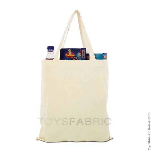 Упаковка ручной работы. Ярмарка Мастеров - ручная работа. Купить Эко сумка промосумка 30х40см с короткими ручками (УП1). Handmade.