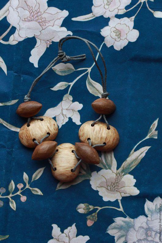 Браслеты ручной работы. Ярмарка Мастеров - ручная работа. Купить Деревянный браслет №1. Handmade. Браслет, браслет на руку, дерево