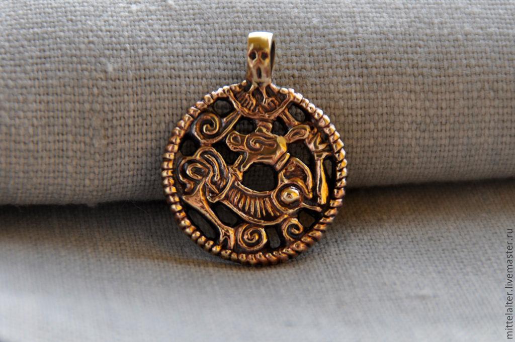 древнескандинавское амулеты солнце