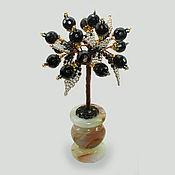 Цветы и флористика handmade. Livemaster - original item Miniature spinel tree