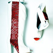 """Обувь ручной работы. Ярмарка Мастеров - ручная работа Летние сапожки """"Миро"""" 2. Handmade."""