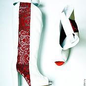 Обувь ручной работы handmade. Livemaster - original item Summer boots