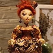 Куклы и игрушки ручной работы. Ярмарка Мастеров - ручная работа Коллекционная кукла Стимпанк Эмили.. Handmade.