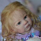 Куклы и игрушки handmade. Livemaster - original item Baby Stephanie. Handmade.